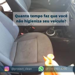 - Limpeeza Inteerna Veicular