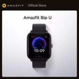 SmartWatch Amazfit Bip U preto A2017 Xiaomi