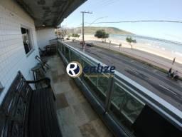 AP00702 Apartamento frente para o mar 03 quartos mais DCE completa na Praia do Morro