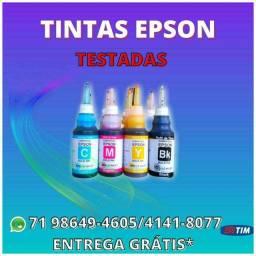 Tintas para Impressoras _EPSON_ HP_Canon_ Testadas_ Não prejudica seu equipamento