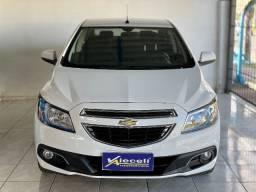 GM Chevrolet Prisma LTZ 1.4 flex automático 2016, apenas 39.000km