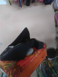 Vendo scarpin verniz n.36