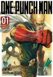 Mangá One Punch Man volume 01