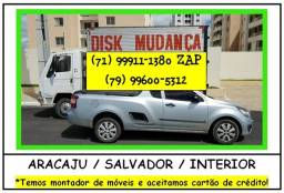 Disk Mudança - Aracaju / Salvador / Interior