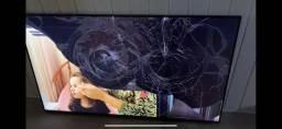 TV LG 55? Nano Cell Al ThinQ 55SM81 - Retirada de peças