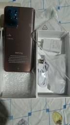 Samsung s21 novo na caixa
