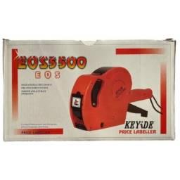Título do anúncio: Etiquetadora De Preço Manual 8 Dígitos EOS5500
