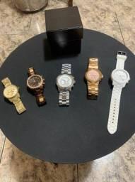 Super Outlet de Relógios Originais Michael Kors