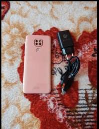 Motorola G9 play 64 de memoria bem novoo
