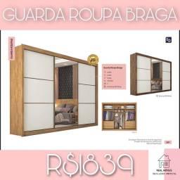 Guarda-roupa guarda-roupa guarda-roupa Braga real móveis