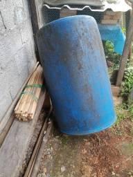 Tambor de PVC p 200lt