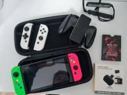 Nintendo switch desbloqueado atmosphere
