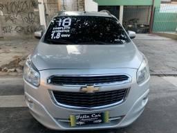 SPIN  2018 LTZ 7  LUGARES ,AUTOMATICO FINANCIO COM PARCELAS DE 1.499