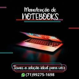 Técnico em Informática PC e Notebook
