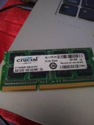 Memória 8GB DDR3
