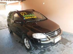 VW SPACEFOX CONFORTLINE 1.6 FX+ GNV.ANO 2007