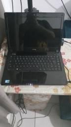 Notebook CCE Win core I3 SSD 5° geração