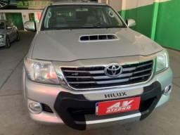 Hilux Cd Srv D4-4 Tdi 4x4 3.0 Diesel Automático 2012