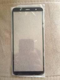 Tela do Samsung J8