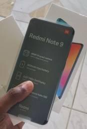 Xiaomi redmi note 9.(128 GB)