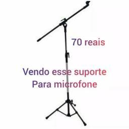Vendo esse suporte para microfone