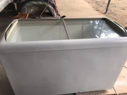 freazzer tampa de vidro