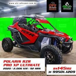 UTV Polaris Pro XP Ultimate 2020 Personalizado