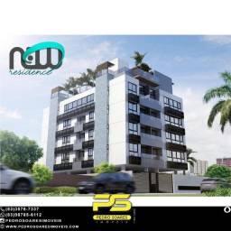 Apartamento com 1 dormitório à venda, 35 m² por R$ 184.548 - Intermares - Cabedelo/Paraíba