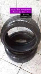 Vendo dois pneus do Aro 17