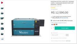 Máquinas de corte a laser a partir de R$ 12.590,00