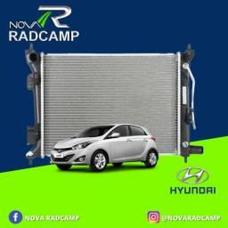 Radiador Hyundai Hb20 1.6 16v Ano 2012 A 2019 c/ar Automático e Manual