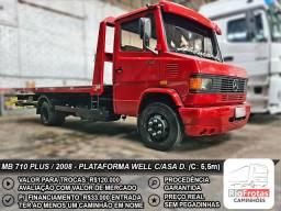 MB 710 Plus - Plataforma/Asa Delta (IPVA 21 Grátis)