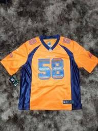 Camisa futebol americano - Broncos