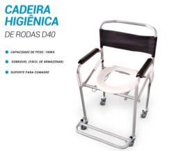Cadeira de Banho - 100 kg - Dobrável