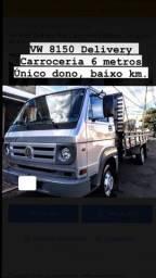 Caminhão Volkswagen 8-150 delivery plus