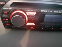 Rádio automotivo  Sony