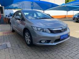 Honda Civic 1.8 EXS Flex Automático 2012