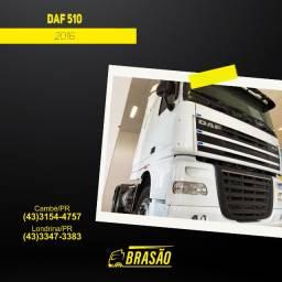Daf 510 6x4 automático