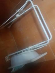 Banheira Borigotto com pé e Encosto usada