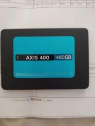 Ssd Multilaser Axis 480gb novo+Nf+3anos Garantia