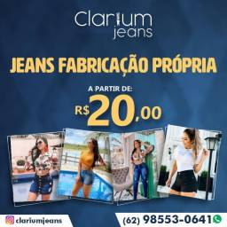 Clarium Jeans - Loja Atacado Jeans