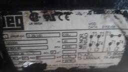 Motor elétrico monofásico usado Vendo
