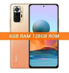 Xiaomi Redmi Note 10 Pro 128gb 6ram Tela 120hz - Versao Global - Pronta Entrega