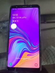 Samsung A7 (2018) estado de novo