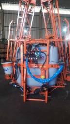 Pulverizador 800 litros novo
