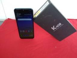 LG K40s 32gb 3 Ram azul perfeito estado