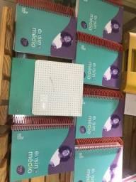 Livros plataforma eleva 1o ano do ensino médio