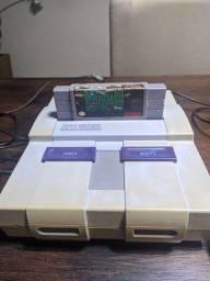 Super Nintendo coompleto