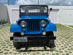 Jeep willys 1968 (relíquia) R$ 34.900
