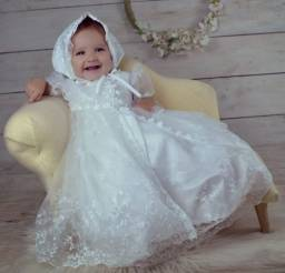 Mandrião Vestido Batizado